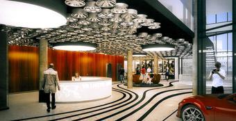 V8 Hotel Superior Motorworld Region Stuttgart