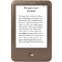 Best Western Rewards Prämie ebook reader Tolino shine