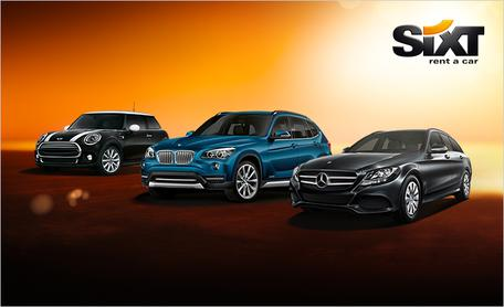 Best Western Rewards Sixt