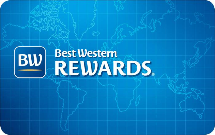 Best Western Rewards Blue Status
