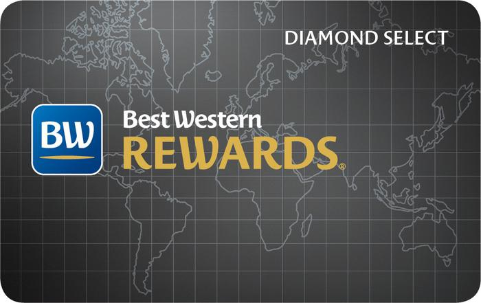 Best Western Rewards Diamond Select Status