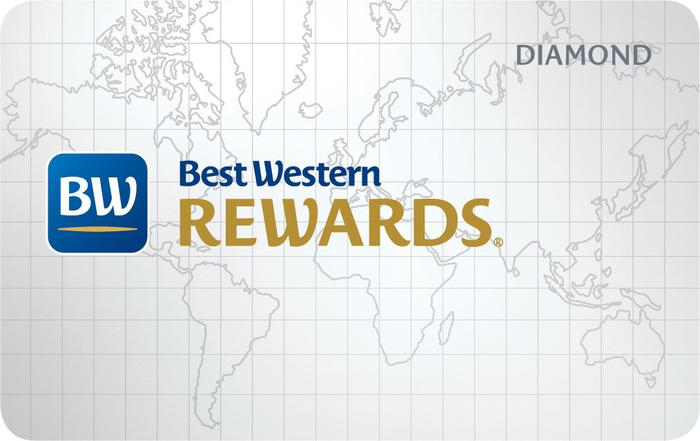 Best Western Rewards Diamond Status