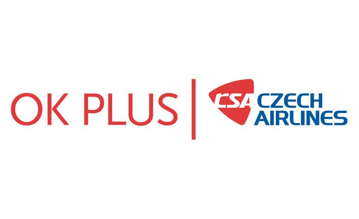 Czech Airlines Ok Plus Logo