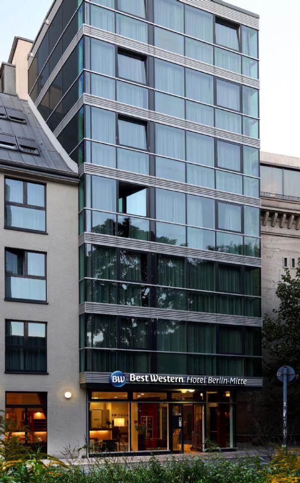Hotel Berlin Best Western Hotel Berlin Mitte