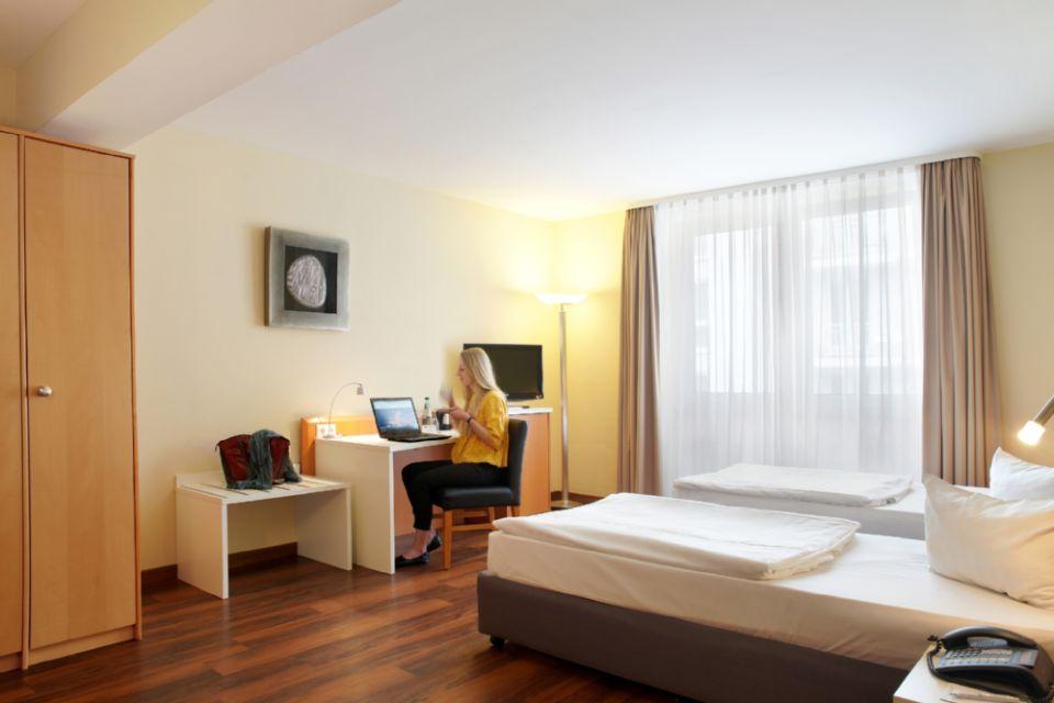 Best western hotels central europe gmbh for Hotelzimmer dresden