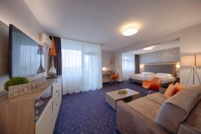 Hotel Motive, Zimmer, Suite/Appartement, Junior Suite