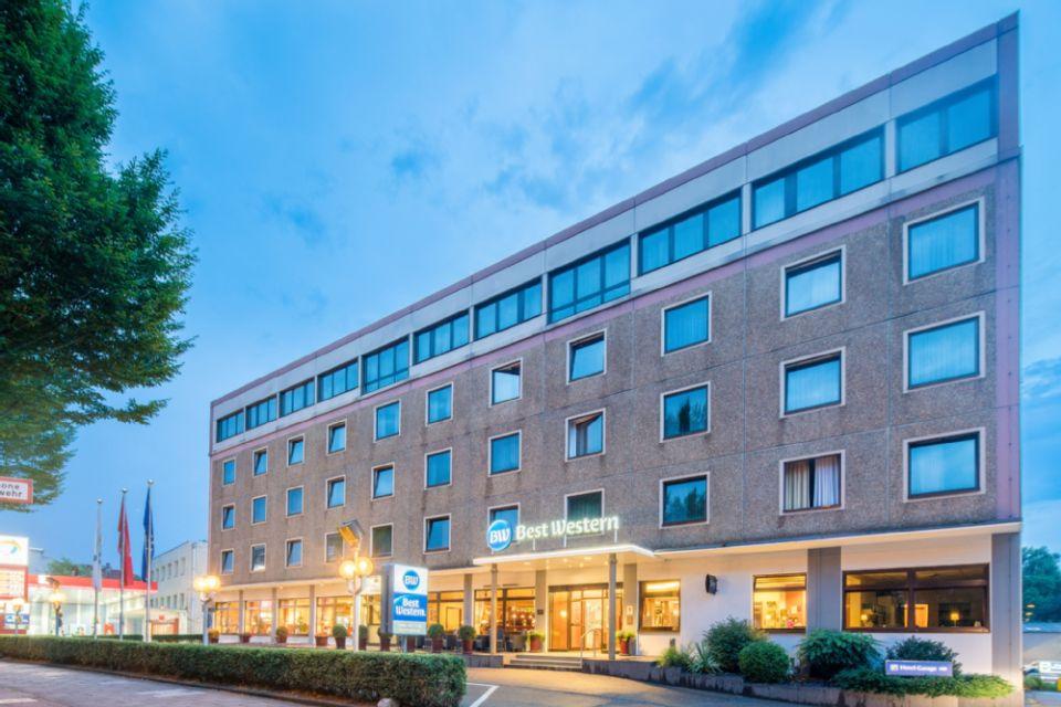 Hotel Hamburg Best Western Hotel Hamburg International