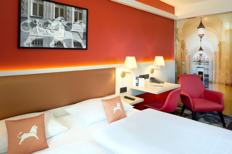 Hotel Leipzig Best Western Hotel Leipzig City Center