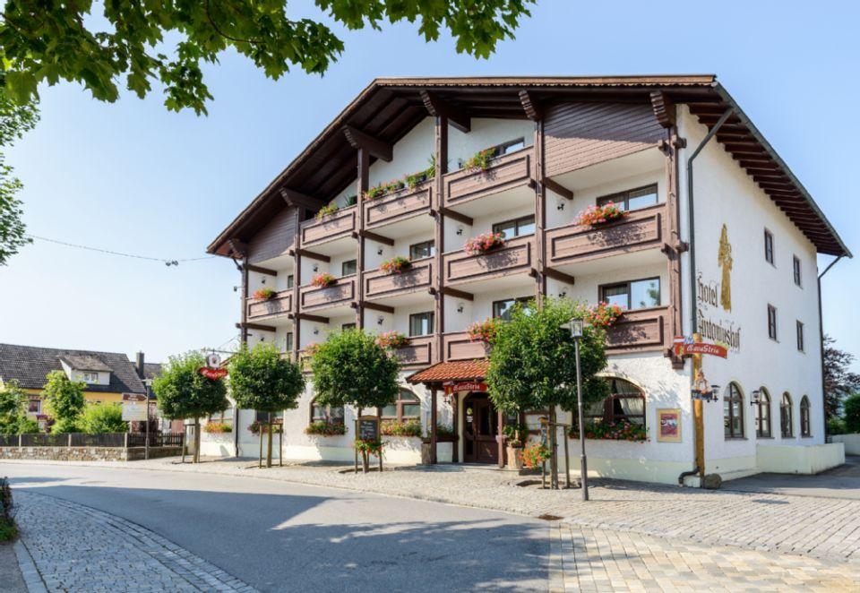 Hotel Schonberg Bayerischer Wald Best Western Hotel Antoniushof