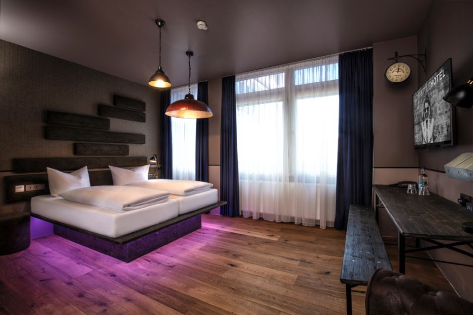 Hotel Stuttgart Zuffenhausen Best Western Loftstyle Hotel