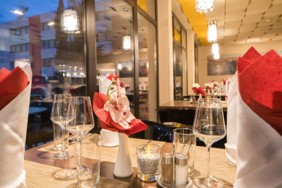 Restaurant Nahe Hotel City Central Wien